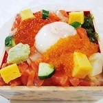 46578591 - まかない丼 1080円 (^^