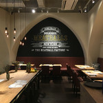 The Meatball Factory - 店内