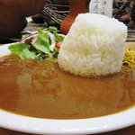 キミノズカフェ - 味わいカレー 600円