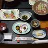 元湯雄山閣 - 料理写真:夕食