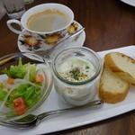 リビング カフェ ヨッコ - 料理写真:2016.01