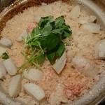 遊食彩旬 乃'SAN - 1月の炊込みご飯 里芋と明太子