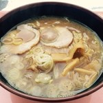 秋田大学 - 料理写真:津軽濃厚煮干しラーメン 410円