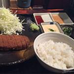 牛かつ もと村 東京駅八重洲口店 -