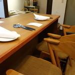 イタリア料理とワイン MARE VIGNA - ☆カウンター席はこちらです(#^.^#)☆