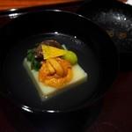 都わすれ - 銀杏豆腐