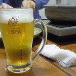 46584413 - 先ずは生ビール