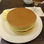 ルポーゼすぎ - プレーンホットケーキです