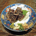 わらやき屋 - 土佐名物:かつをの藁焼き