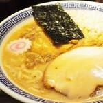 麺屋 ふじ田 - '16.01濃厚中華そば大