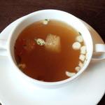 リヨンの森 - スープ