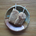 御菓子処 亀屋 - 求肥にたっぷりの黄粉