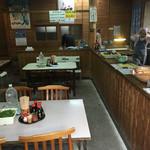 谷川米穀店 - 谷川米穀店(香川県仲多度郡まんのうの町川東)店内