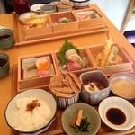 日本料理 喜水亭 - better half と一緒に^^