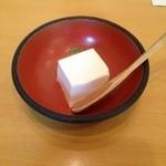 日本料理 喜水亭 - イチゴのプリン^^