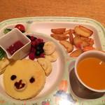 KICHIRI RELAX&DINE - キッズパンケーキプレート