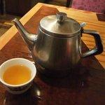 景徳鎮 - ジャスミン茶のサービス