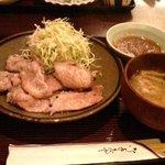 4659924 - 和風おろし焼き肉