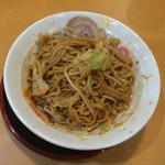 麺屋 多華味 - まぜそば 混ぜ混ぜ〜(*^◯^*)❤️
