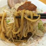 麺屋 多華味 - まぜそば 麺リフト〜(*^◯^*)❤️