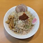 麺屋 多華味 - まぜそば〜(*^◯^*)❤️