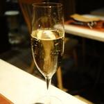 中目黒 Bistro Bolero - スパークリングワイン