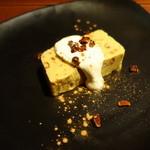 中目黒 Bistro Bolero - 蜜芋とホワイトチョコレートのテリーヌ