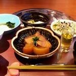 Umekisanchinodaidokoro - 煮魚定食