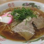 ちかちゃん - 料理写真:ラーメン500円