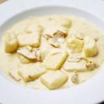 自家製ニョッキ クワトロフォルマッジ(4種チーズ、生クリーム)