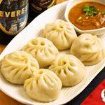 ソルマリ - 料理写真:【当店一番人気♪】モモはネパールの定番メニューの一つ!