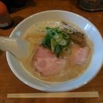 ゆきち - 鶏白湯(限定) ¥700-