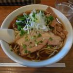ゆきち - 料理写真:船橋ソースラーメン(麺増)¥700-