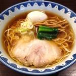 ガンコンヌードル - 味玉醤油ラーメン(820円)
