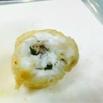 串づ串 - 鯛 大葉