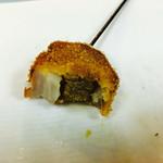 串づ串 - 蓮根の肉詰め