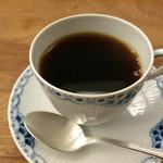 Flat Cafe - ブレンドコーヒー