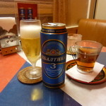 パントリー - バルティカビールと烏龍茶
