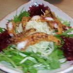 サガミ - いかゲソサラダ