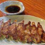 ラーメンまんさい - 餃子 まんさいラーメンとセットで810円