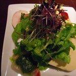 欧風ダイニング TAKA - パスタランチのサラダ