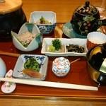 Nihonryourisetouchi - 穴子まぶし膳