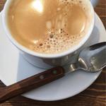 SEIA cafe&bar  - 今回はドリンクとデザートのセット付きにしちゃいました♪コーヒーも美味しかった♪