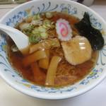 バルーン - 人気NO.1の煮干ラーメン480円