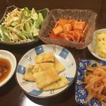 ケンタママの店 - 本日のお惣菜