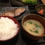 46608445 - 焼き魚定食
