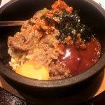 トンマッコル - 石焼ブルコギ丼