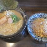 一徳 - 料理写真:半チャーハンセット 800円