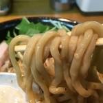 ラーメン道黒こくや - モチモチの極太麺!