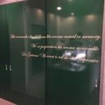 セイイチロウ ニシゾノ - ☆店内の壁面もなんだか素敵です☆